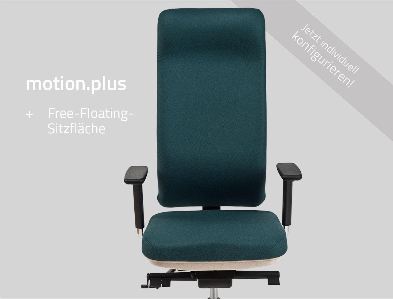 motion.plus - online kaufen oder konfigurieren