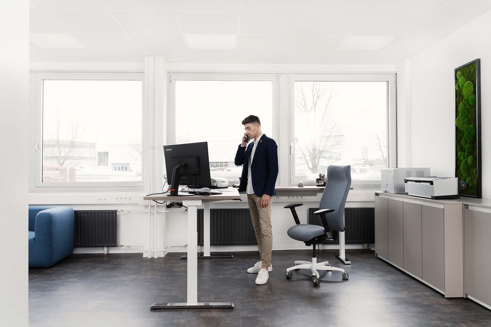 gesund arbeiten gmbh - Chef- und Teamleiterbüros