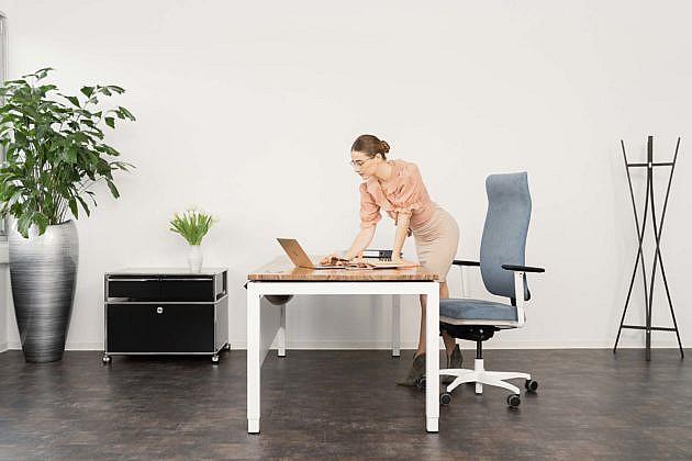 Ergonomische Bürostühle und Einrichtungslösungen