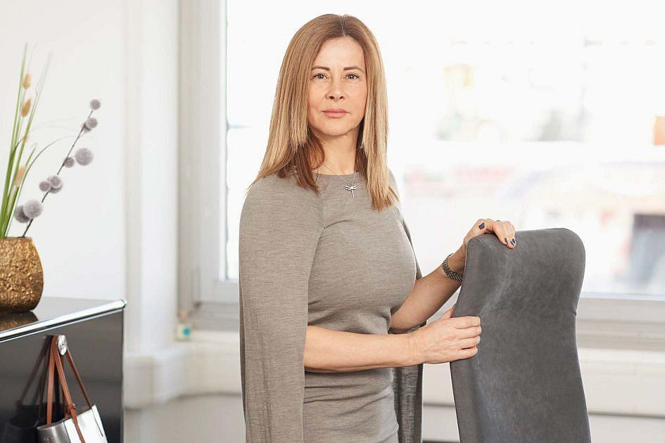 gesund arbeiten gmbh - Susanne Hollweck, Geschäftsführerin