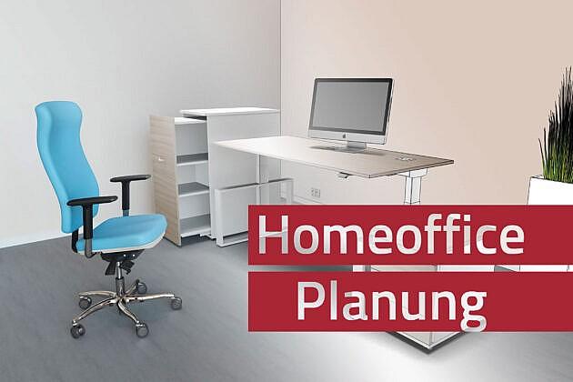 gesund arbeiten gmbh - Homeoffice Planung